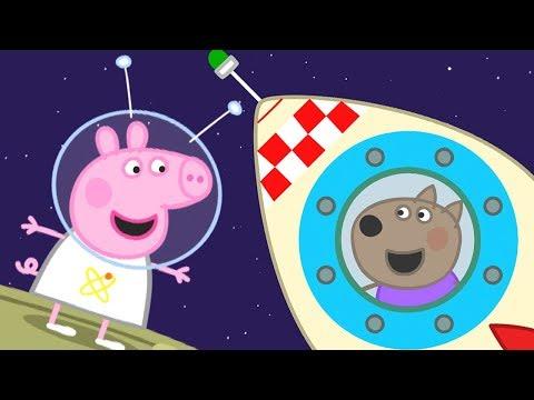 Peppa Pig Italiano 🌟 La Capsula Del Tempo 🌟 Collezione Italiano - Cartoni Animati