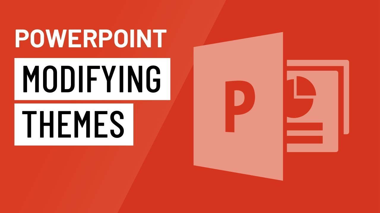 PowerPoint: Modifying Themes