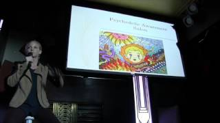 Psychedelic Awareness Salon: Native American Shamanism and Traditional Chinese Medicine (Feb 2016)