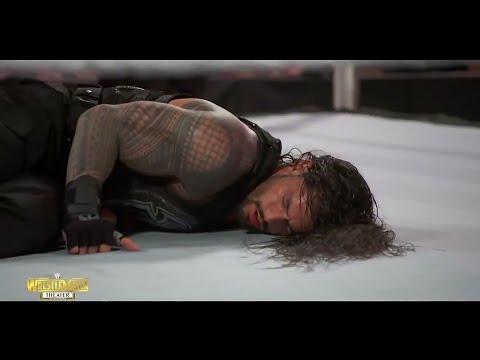 WWE 10 Dec 2018 Roman Reigns vs Brock Lesnar Greatest Match Full HD thumbnail