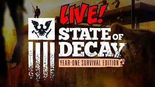 State of Decay: YOSE▐ Year One Survival Edition EARLY ACCESS!