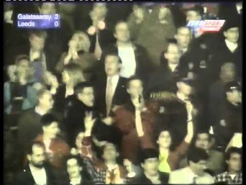 Galatasaray v Leeds Utd  1999-2000 UEFA Cup Semifinal