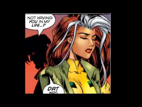 Gambit and Rogue-Don't miss missing you