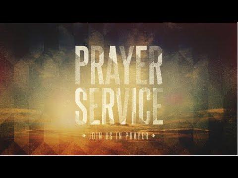 4th ST COC 8/1/21 Back To School Worship/Prayer Service