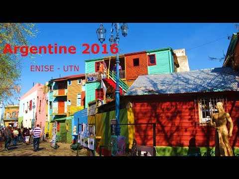Buenos Aires Argentina Trip 2016 ✈ GoPro Hero 3+
