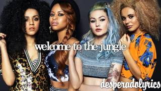 Neon Jungle - Welcome To The Jungle - Lyrics