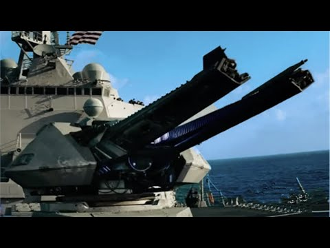 The Deadliest Weapon On US Navy Ships Right Now