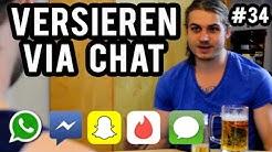 Versieren Via Whatsapp, Facebook Chat, Tinder en SMS: Hoe Je Het Niet Verneukt