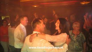 Bruiloft muziek, Restaurant Zaal De Nachtegaal, Bruiloftdj Schijndel, Bruiloftshow, Brabant dj