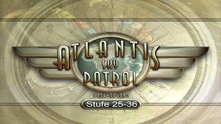Atlantis Sky Patrol: Stufe 25-36 no commentary