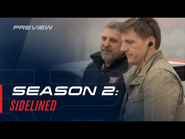 Season 2 Preview: Sidelined
