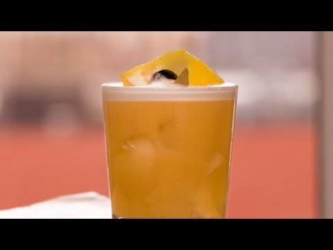 Amaretto Sour - The Morgenthaler Method - Small Screen