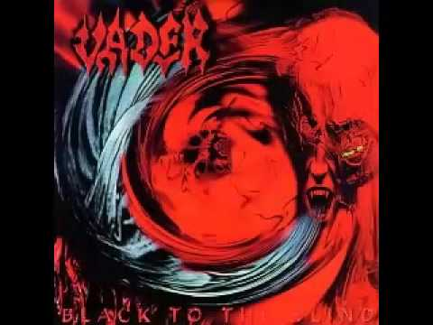 Vader - Carnal (from Black To The Blind)