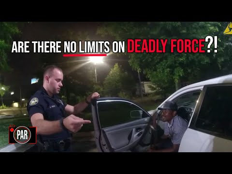 Why Do American Police Keep Shooting People In The Back?