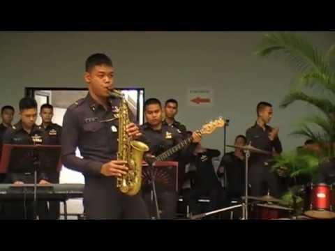 My Heart - Koh Mr.saxman (Cover by โรงเรียนดุริยางค์ทหารอากาศ)