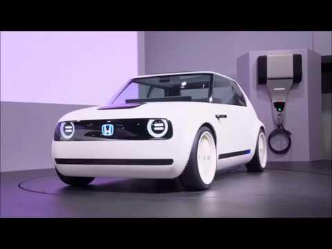 Retro Honda Electric Civic?