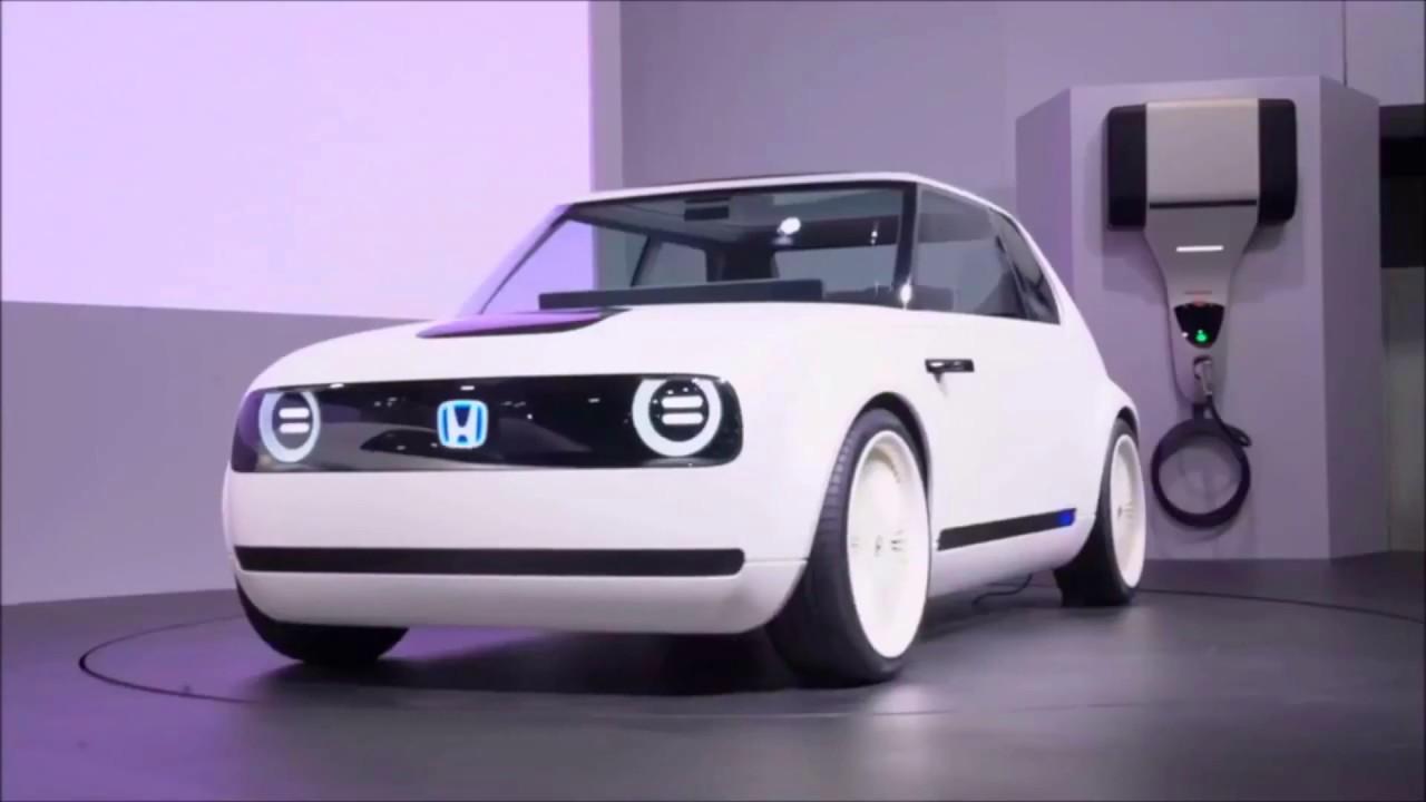 Retro Honda Electric Civic Vehicle Hunter