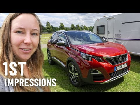First Impressions Of Peugeot 3008 SUV - UK Tour