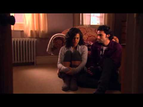 Being Human Mitchel and Anne First Kiss - Aiden Turner and Lenora Crichlow