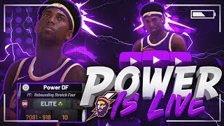 ???? 97% TO 99 OVERALL (8700+ PARK WINS) 99 SOON // BEST JUMPSHOT & BUILD // NBA 2K19 PARK