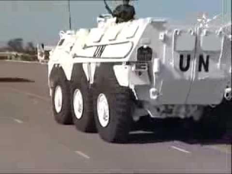 FARMAROC : Le contingent militaire marocain pour l'Afrique Centrale