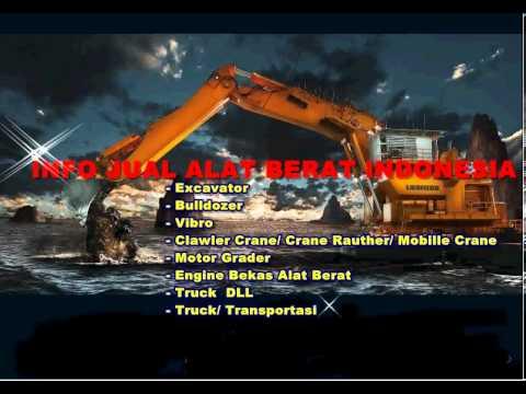 Jual Beli Alat Berat Bekas Excavator Doser Crane Mesin