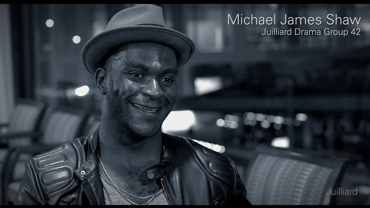 Michael James Shaw | Juilliard Snapshot