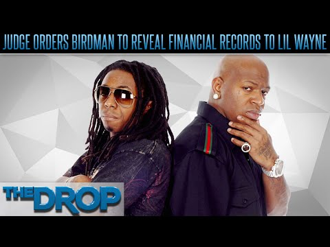 Birdman to Show Receipts in Lil Wayne Lawsuit – The Drop Presented by ADD