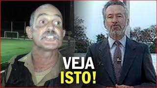 OLHA O QUE ALEXANDRE GARCIA E SARGENTO FAHUR FIZERAM!!