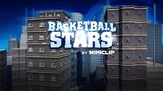 BASKETBALL STARS MARCH CHAMPIONSHIP BY MINICLIP
