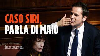 """Lega-M5s. Di Maio sul caso Siri: """"Sarà Conte a farlo dimettere"""""""