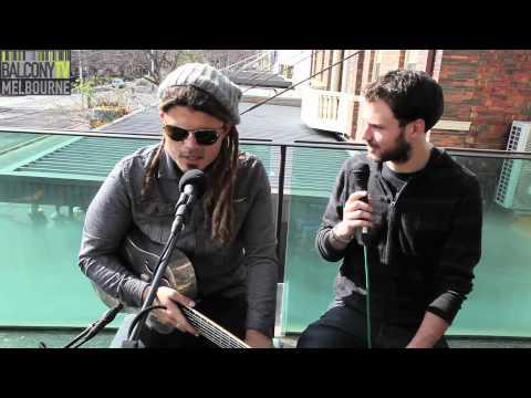 ASH GRUNWALD - SHAKE THAT THING (BalconyTV)