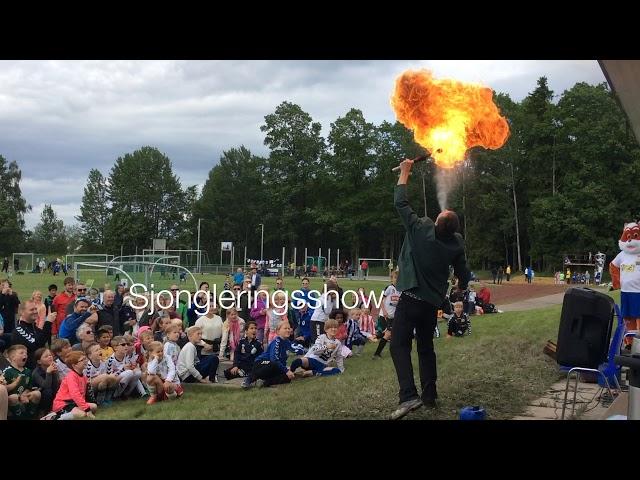 Ynglingecupen 9.juni 2018. Vestfolds morsomste