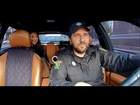 Полицейский таксист Shark / социальный эксперимент