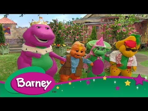 Barney - The Princess Without a Song to Sing
