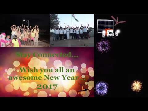 Urja Group wishes Happy New Year 2017