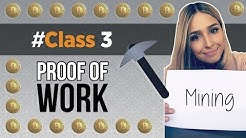 BITCOIN [ Class 3]: Bitcoin Mining/ Proof of Work - Hash Functions - Merkle Trees (2018)