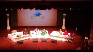 First Time Composition Pt. Birju Maharaj Pt. Hariprasad Chaurasia Ustad Zakir Hussain Hariharan