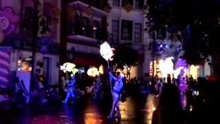 Celebrate Arilia the Mermaid ~ Trans Studio Parade