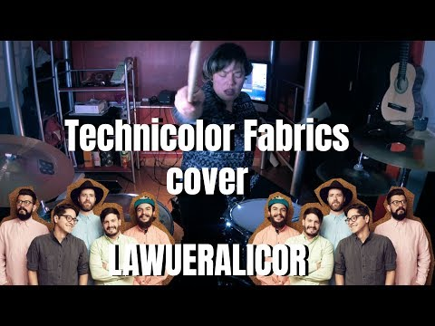Technicolor Fabrics Ft. Siddhartha (Bateria Cover)