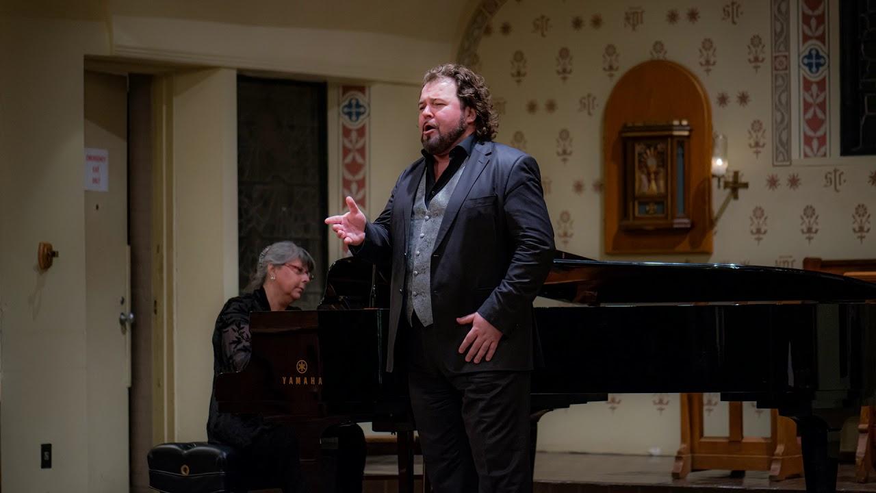 Kristian Benedikt- E lucevan le stelle - Puccini Tosca