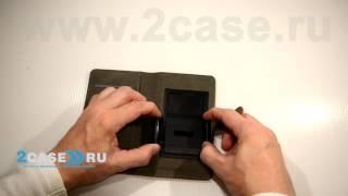 Обзор универсального чехла-книжки Magic case для смартфона