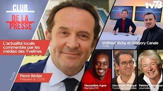 CLUB DE LA PRESSE. EMISSION DU 24 avril 2020
