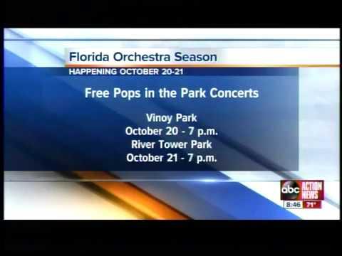 Florida Orchestra - Violinist Ginny Respess