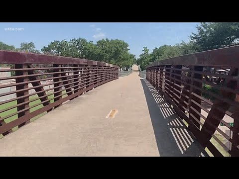 Nature's Gems: Santa Fe Trail In Dallas