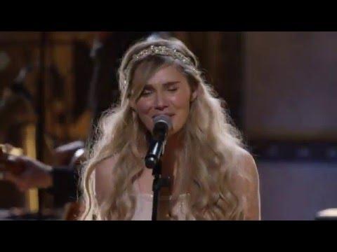 Clare Bowen, Sam, Jonathan Borrow My Heart Nashville On The Record Clip