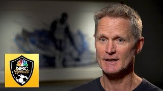 Steve Kerr talks Liverpool, Premier League fandom with Roger Bennett | NBC Sports