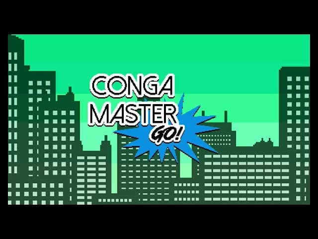 Conga Master Go! (PS4/Steam/Switch/PSTV/PSVITA) Gameplay