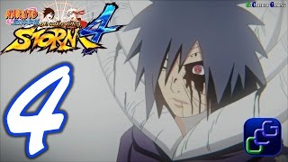 Naruto Shippuden Ultimate Ninja Storm 4 Walkthrough - Part 4 - Beyond Death