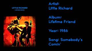 Little Richard - Somebody